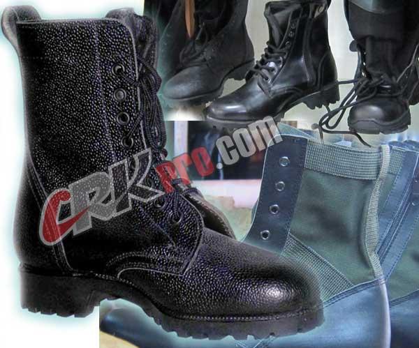 Sepatu PDL Polisi POLRI Security Satpam standar TNI