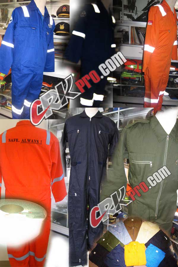 wear pack coveralls